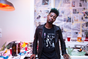 Danny-Brown-Smokin-and-Drinkin-by-Pip-Cowley-140730-6