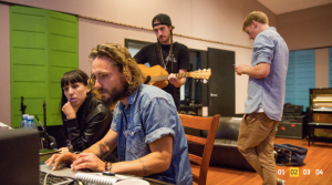 John Butler & Katy Steele (SongHubs Perth, Oct 2015)