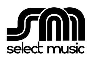 SELECT MUSIC LOGO 2016